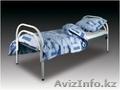 Кровати металлические с ДСП спинками для санаториев, кровати для больниц. оптом - Изображение #5, Объявление #1422055